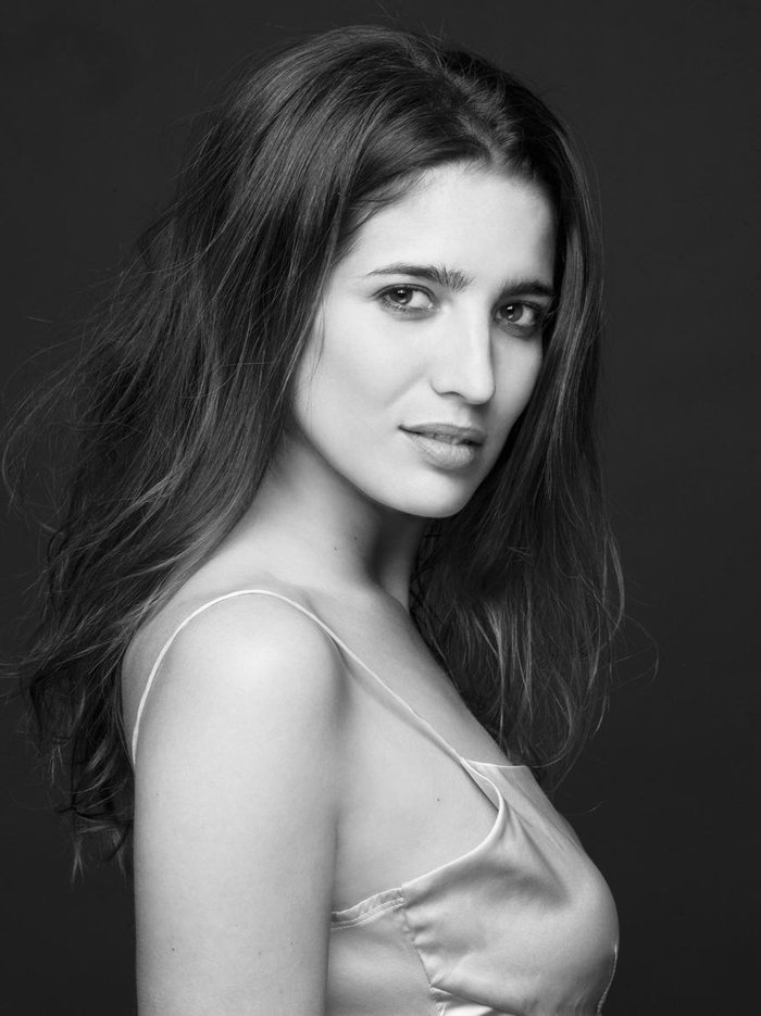 Lucía Jiménez Actriz Segoviana Famosa Al Salir Clase