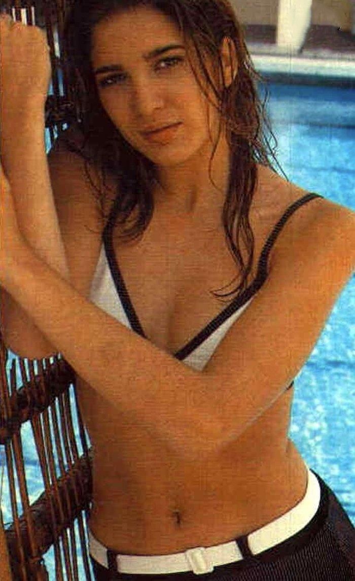 Lucía Jiménez Fotos Bikini Joven