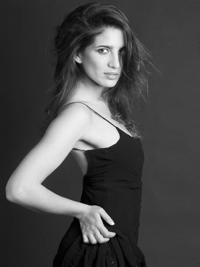 Lucía Jiménez Posado Erótico Revista Moda