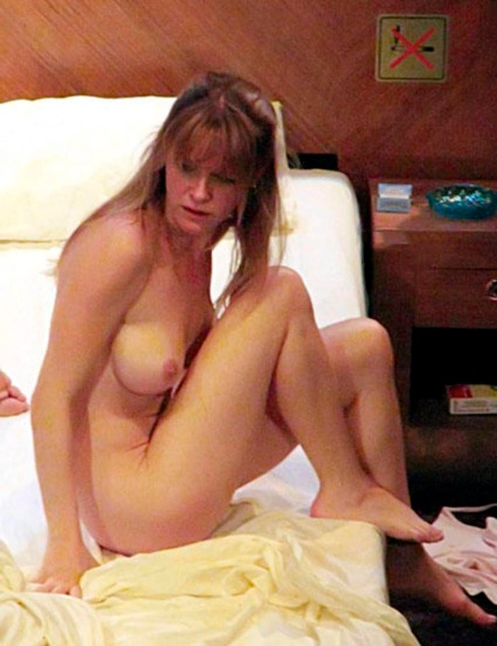 María Esteve desnuda