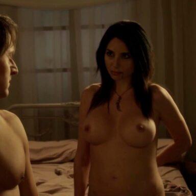 Marta Flich desnuda al completo