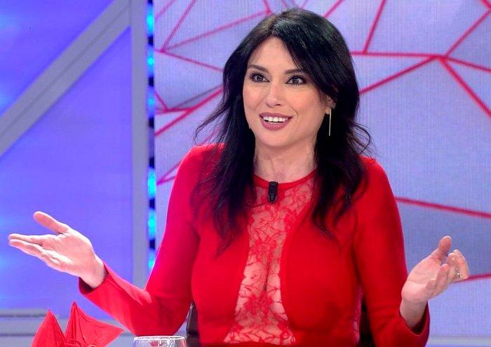 Marta Flich presentadora Televisión