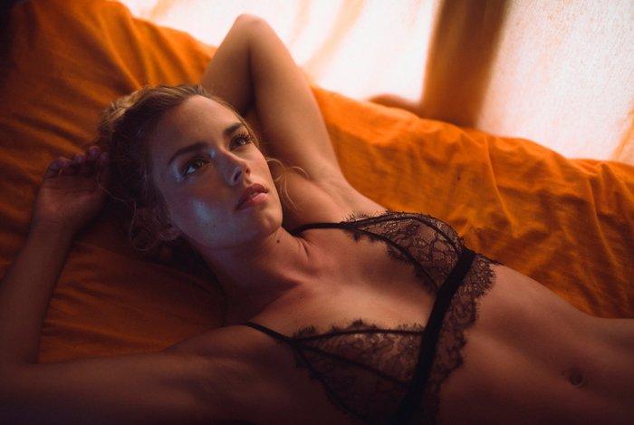 Patricia Valley modelo leonesa
