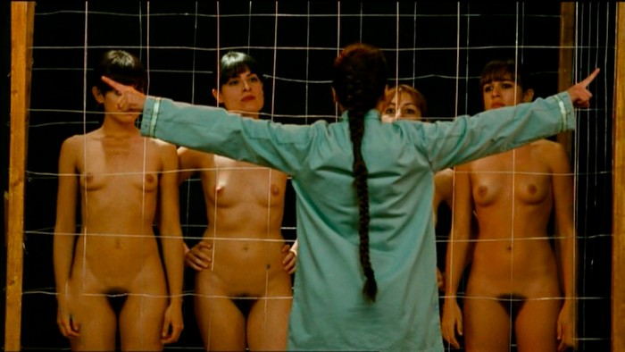 Verónica Echegui desnuda en película