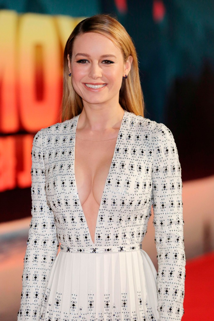 Brie Larson actriz americana