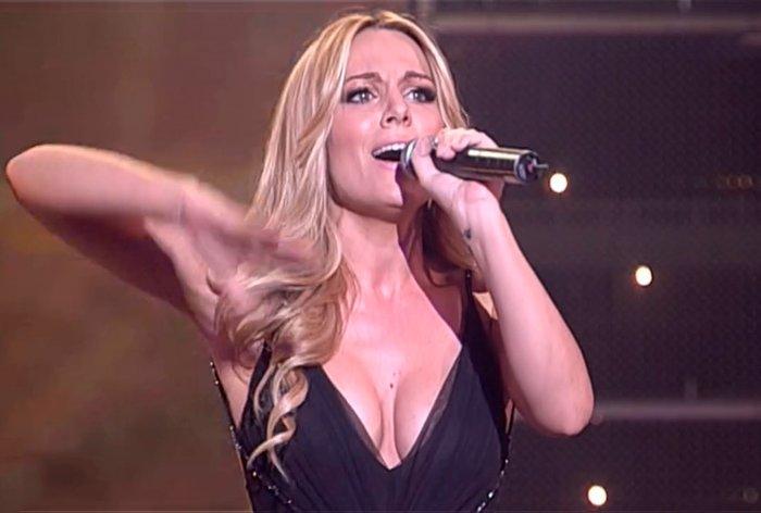 Edurne cantante española