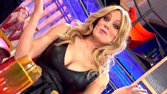 Edurne presentadora Canal Cuatro