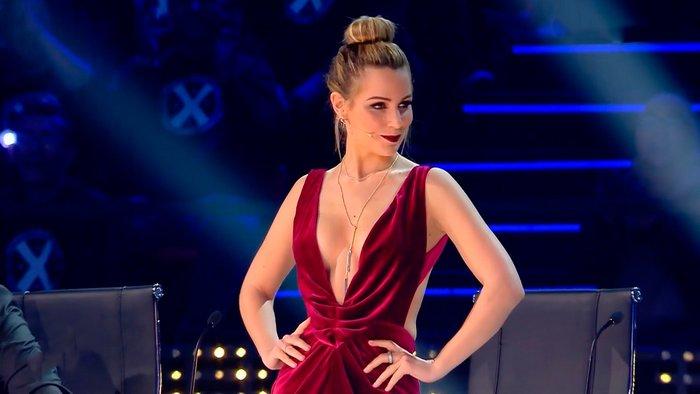 Edurne vestido Got Talento