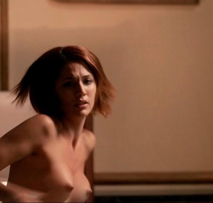 Topless Michelle Calvó