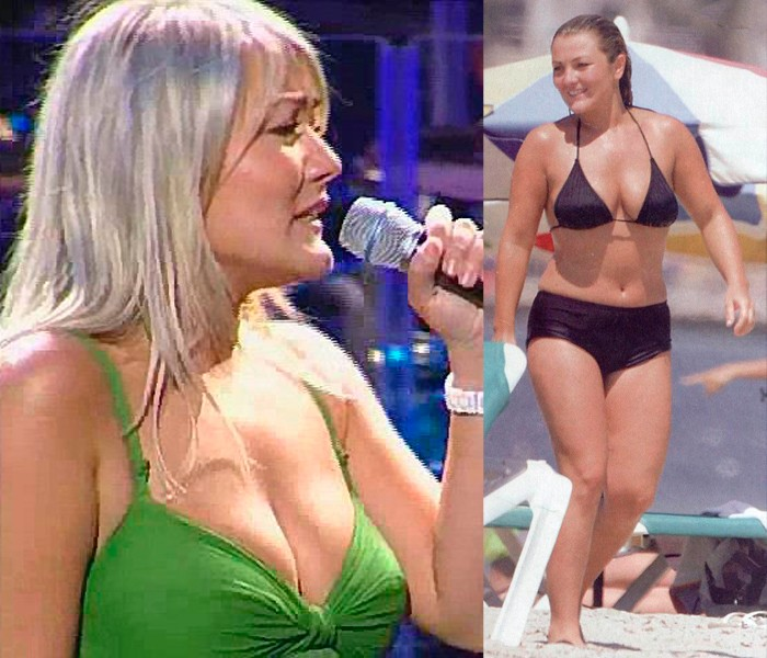 Amaia Montero fotos desnuda