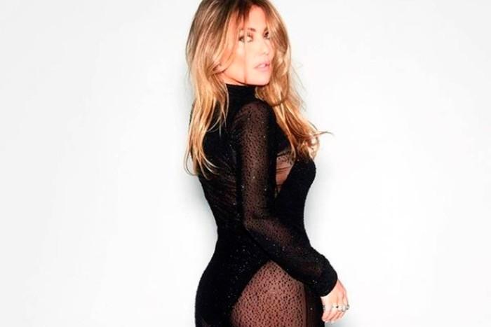 Amaia Montero sexy portada disco