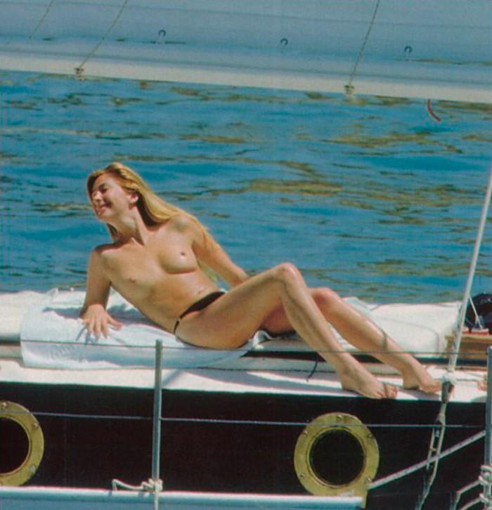 Carmen Janeiro pillada foto topless
