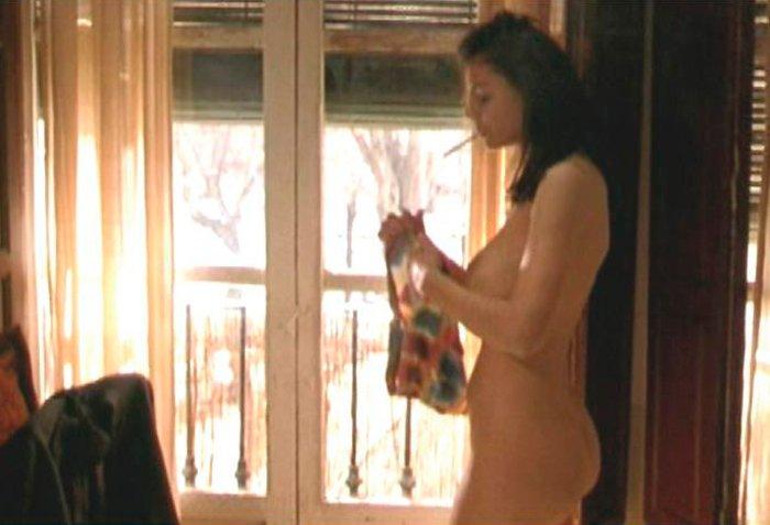 Cristina Peña desnuda película Gitano