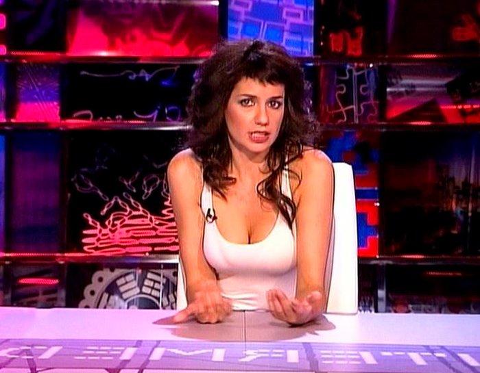 Cristina Peña presentadora El Intermedio