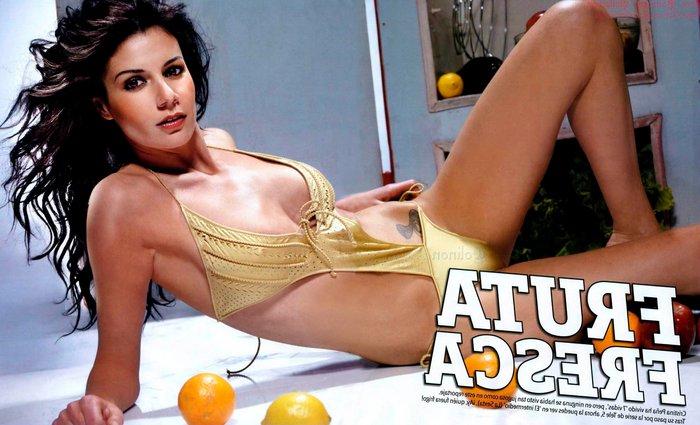 Cristina Peña serie 7 Vidas