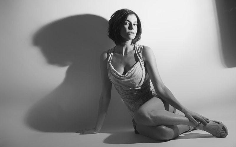 Cristina Peña Posado Fotos Eróticas