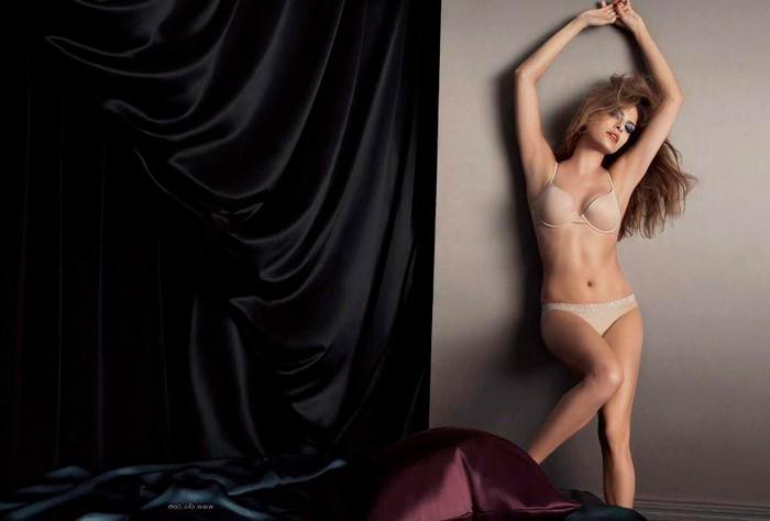 Eva Mendes anuncio Calvin Klein