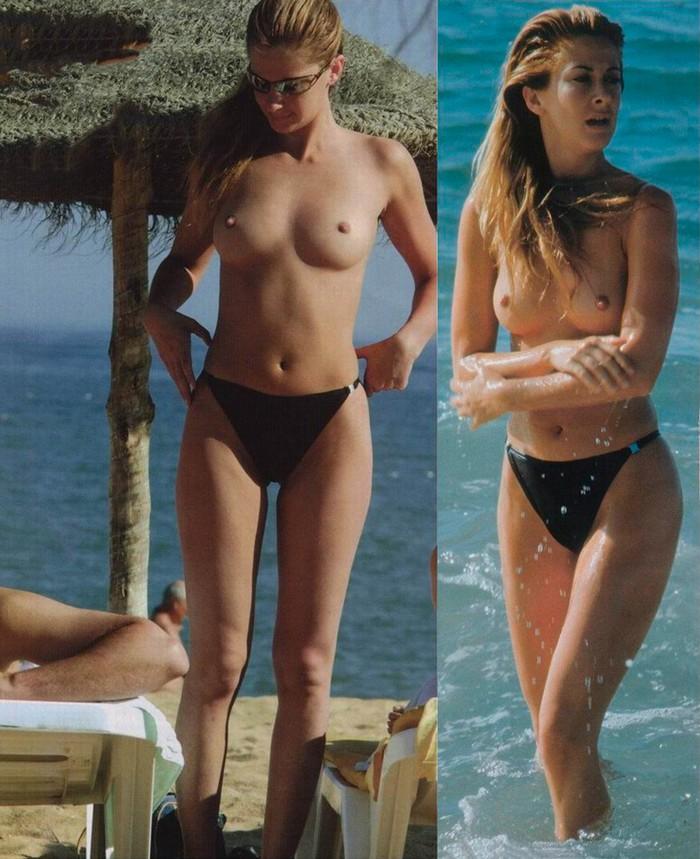 Fotos Carmen Janeiro desnuda tetas aire