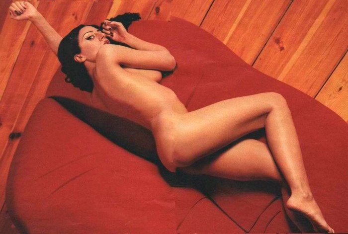 Mónica Naranjo desnudo integral