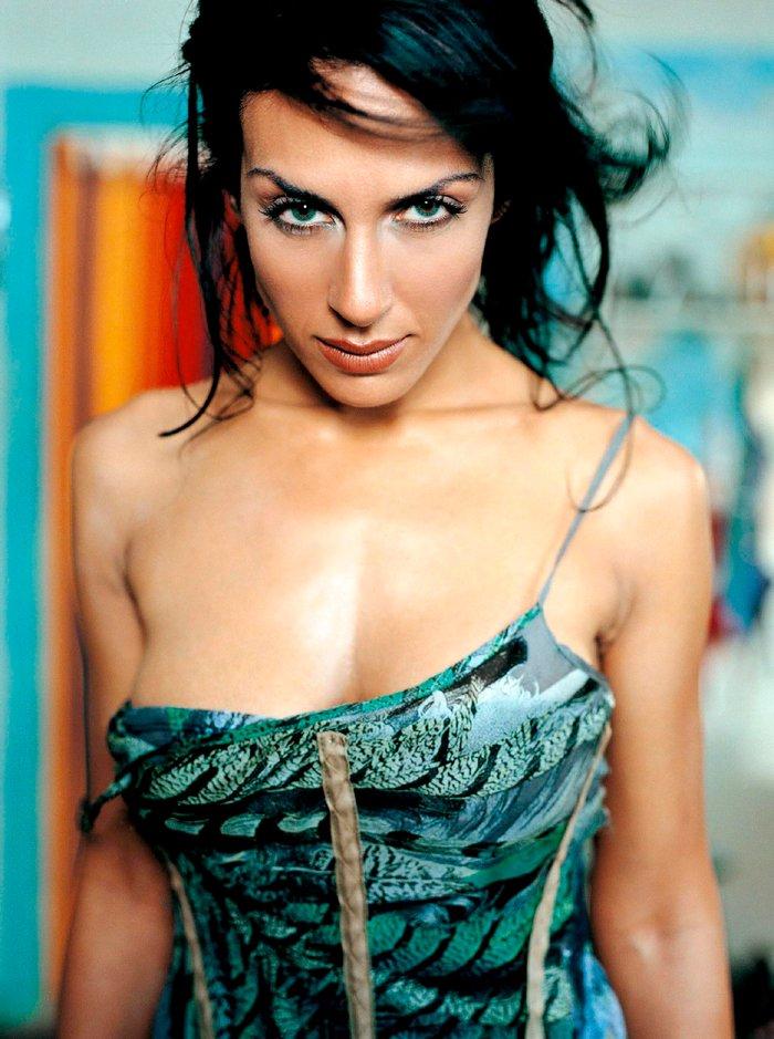 Mónica Naranjo mujer sensual española