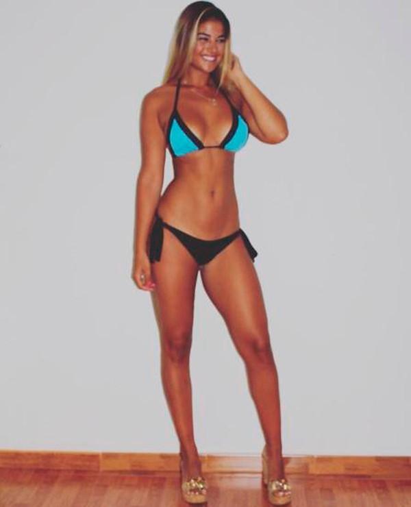 Lidia Santos modelo curvy