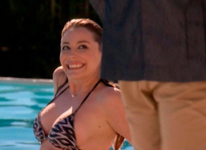 Miriam Benoit bikini