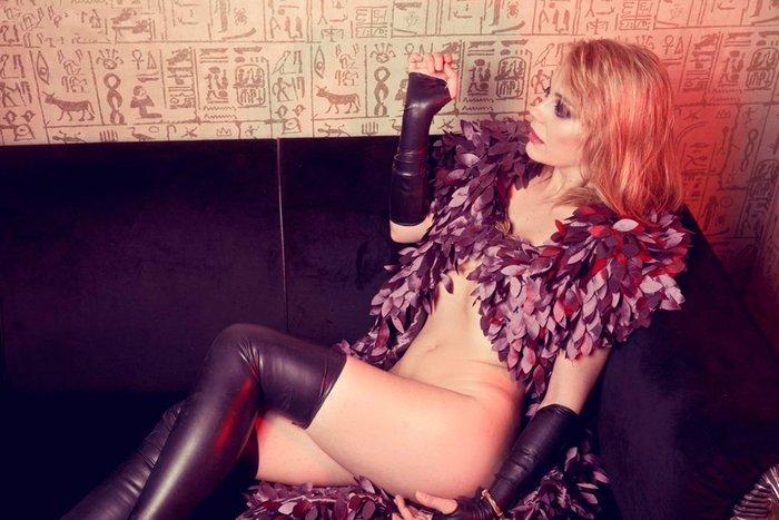 Miriam Benoit desnuda en fotos