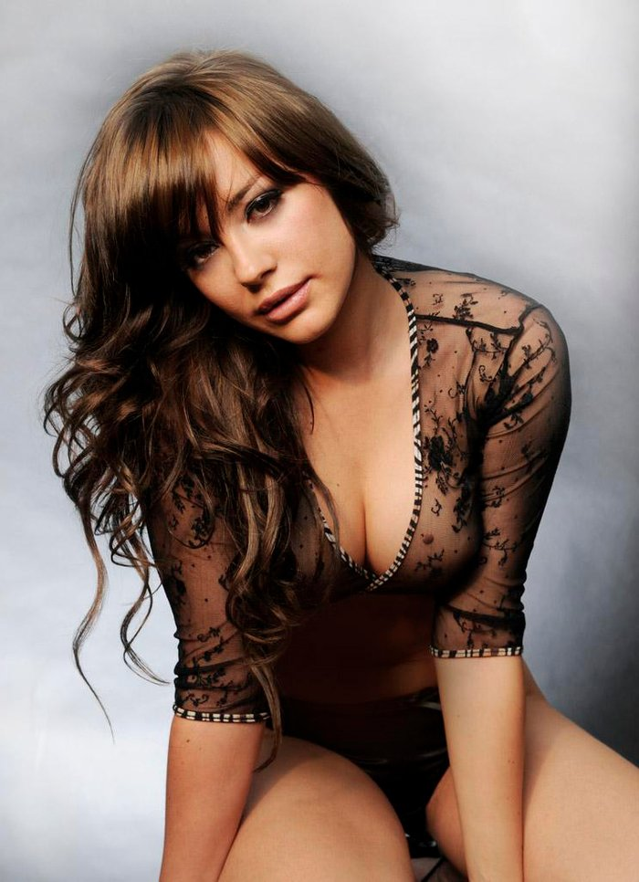 Miriam Benoit posado sexy