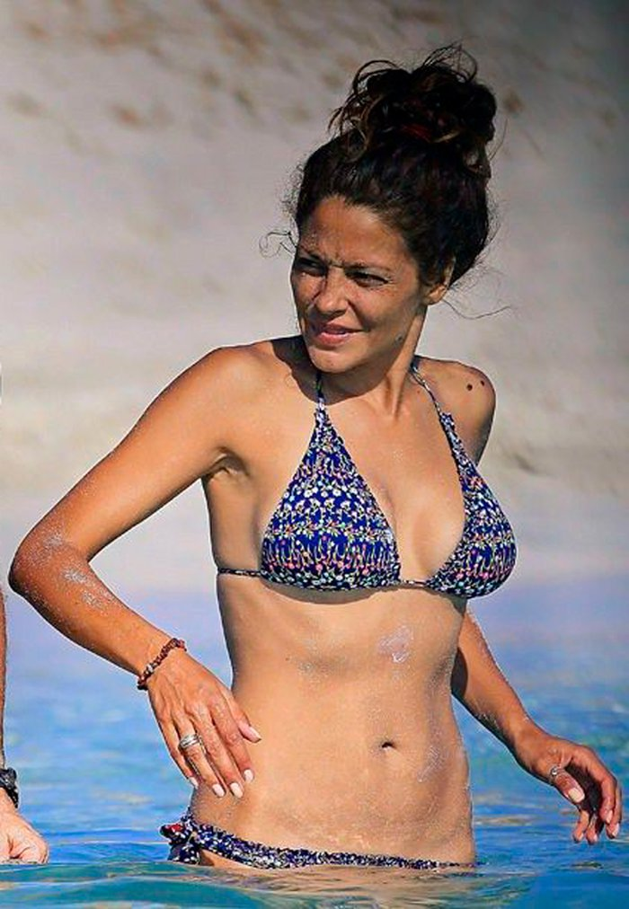 Patricia Pérez fotos eróticas