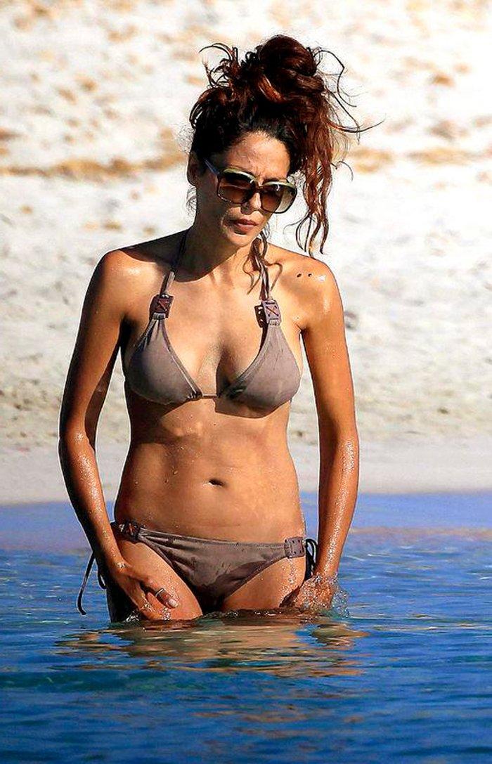 Patricia Pérez impresionante cuerpazo bikini