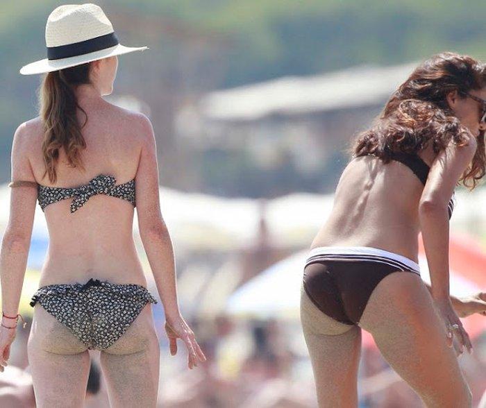 Patricia Pérez muestra cuerpo playa