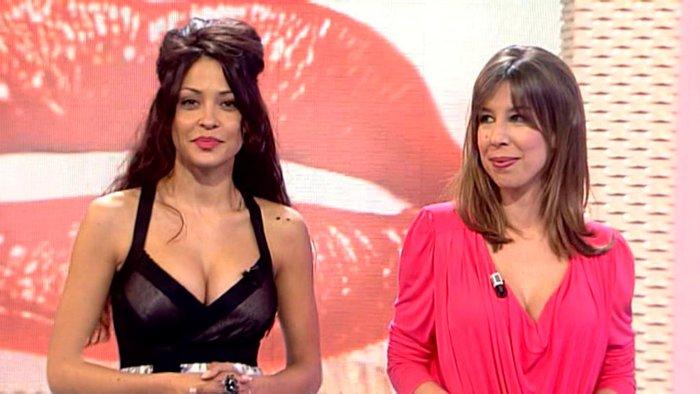 Patricia Pérez presentadora televisión
