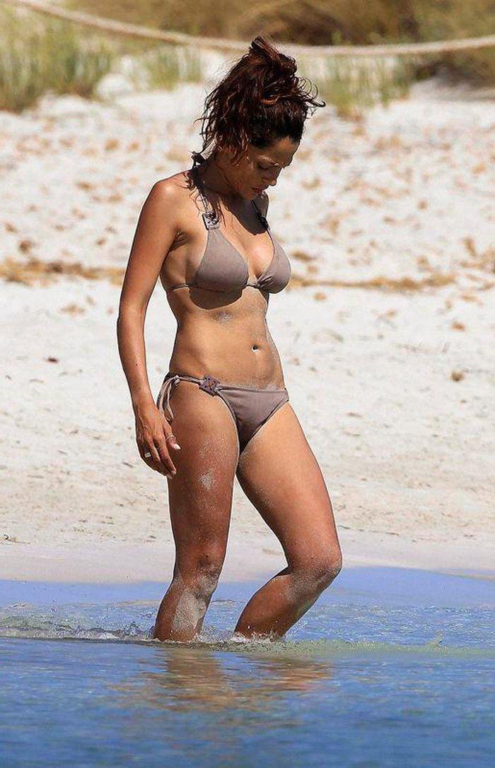 Patricia Pérez vacaciones Ibiza