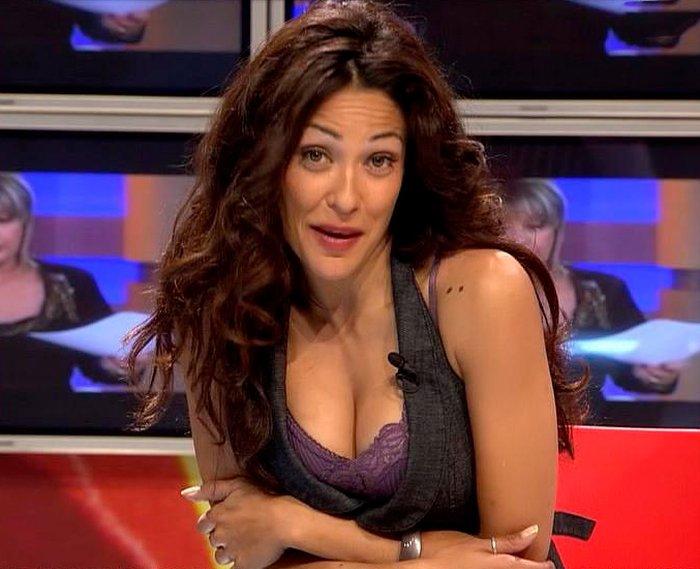 Patricia Pérez y sus escotes eróticos