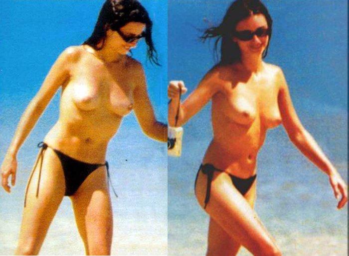 Penélope Cruz Fotos Desnuda Pecho Playa