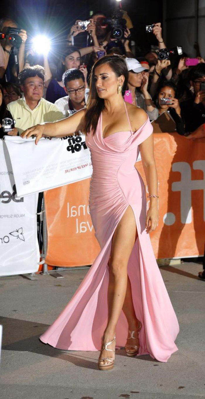 Penélope Cruz Posados Sexys Revista Moda 3