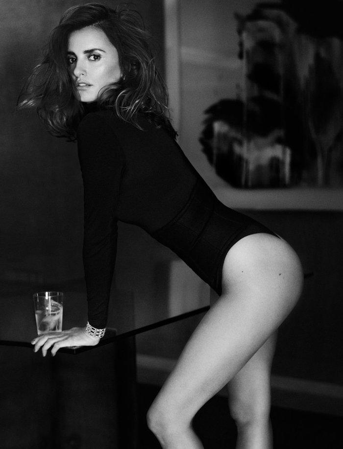 Penélope Cruz Posados Sexys Revista Moda 5