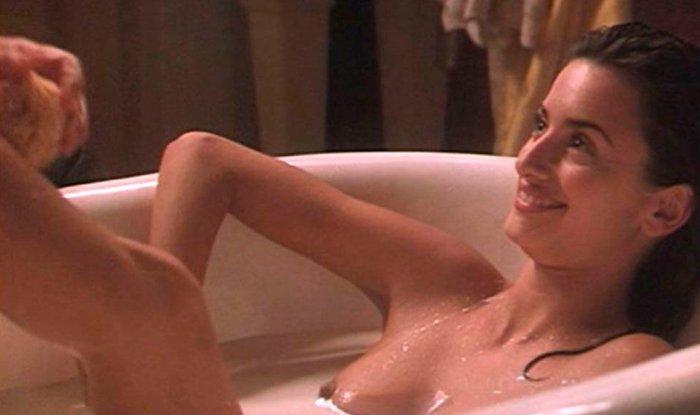 Penélope Cruz Topless Tetas Películas 4