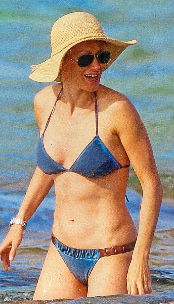 Susana Grisso espectacular cuerpo