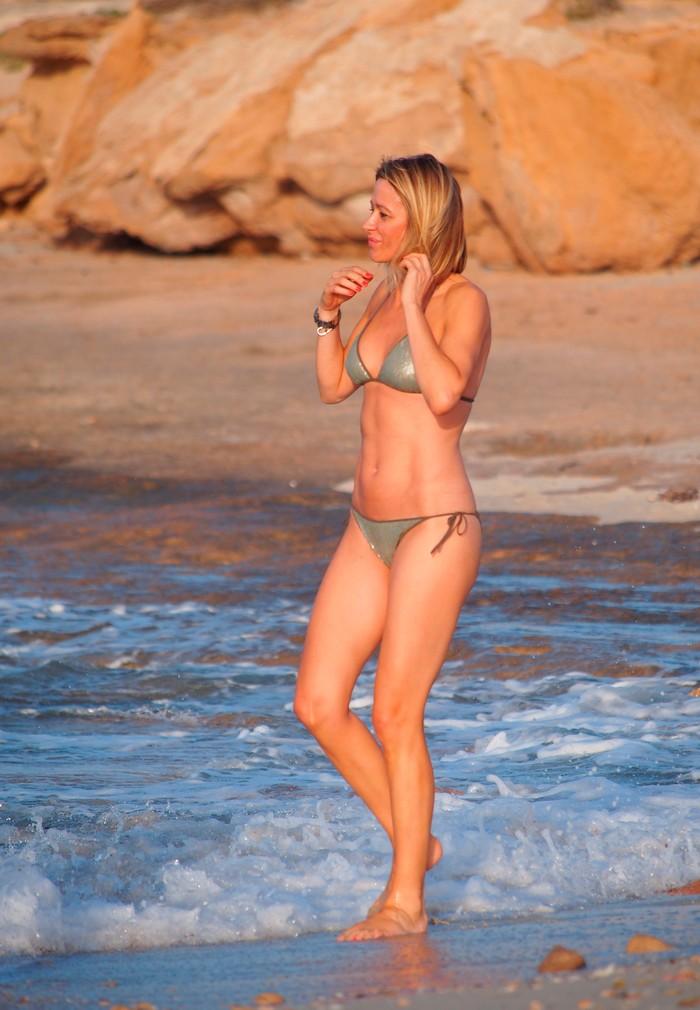 Susana Grisso provocativo bikini