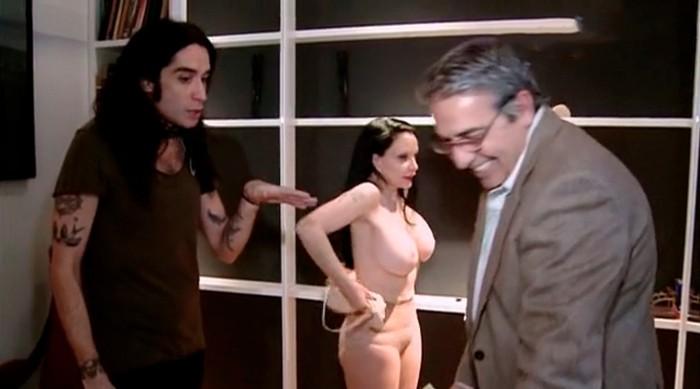 Alaska desnuda programa televisión
