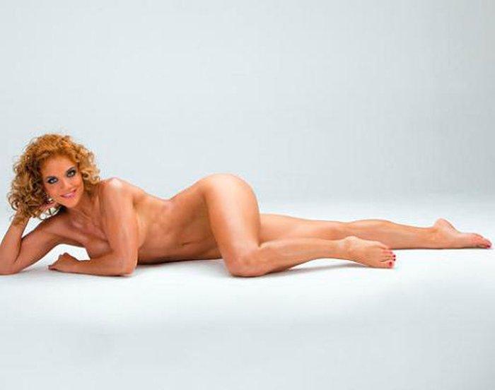 Beatriz Trapote cuerpo al desnudo