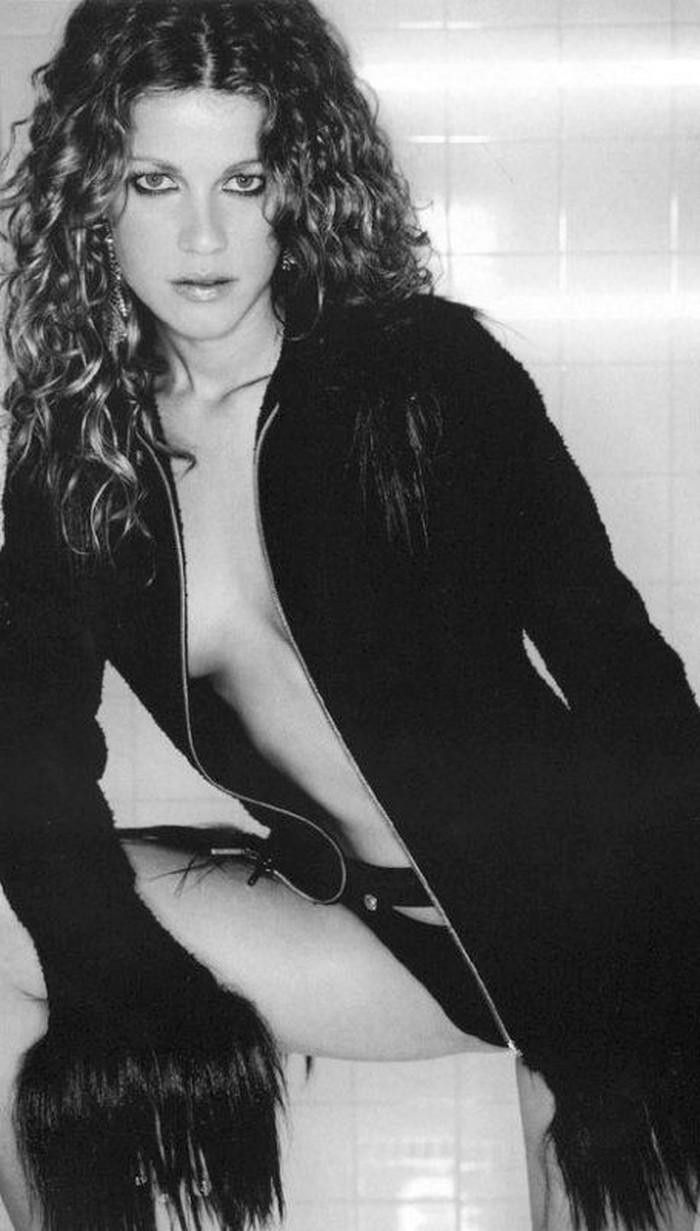 Jaydy Michel desnuda portada Elle