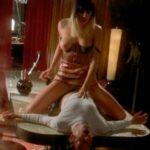 Mónica Van Campen escenas sexuales