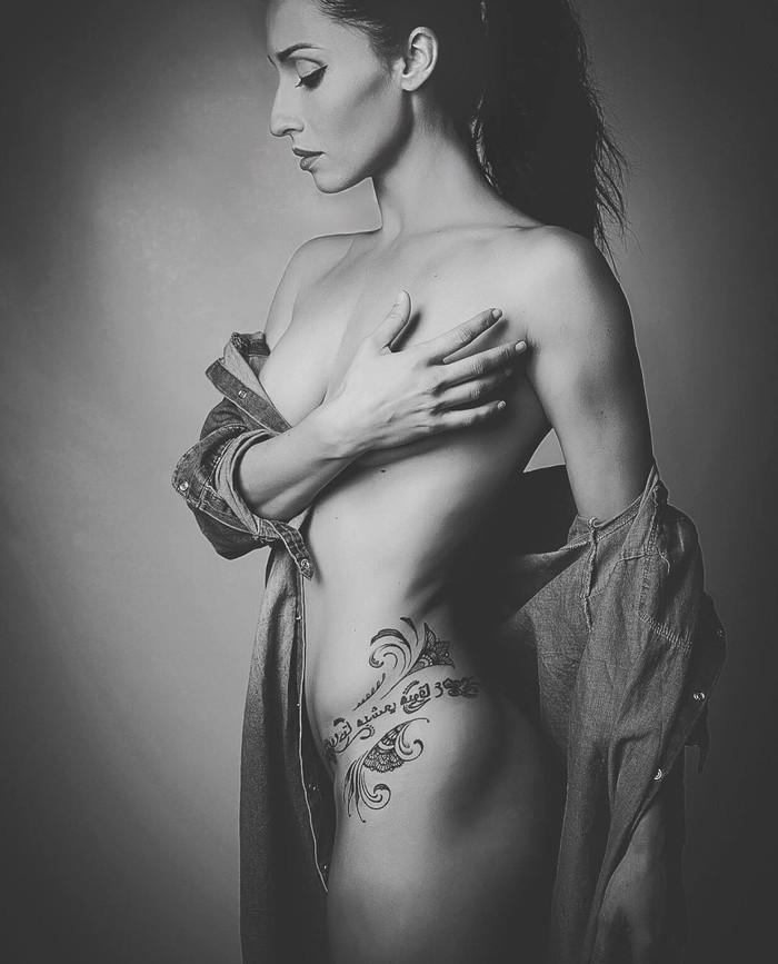 María Hinojosa sesión fotográfica
