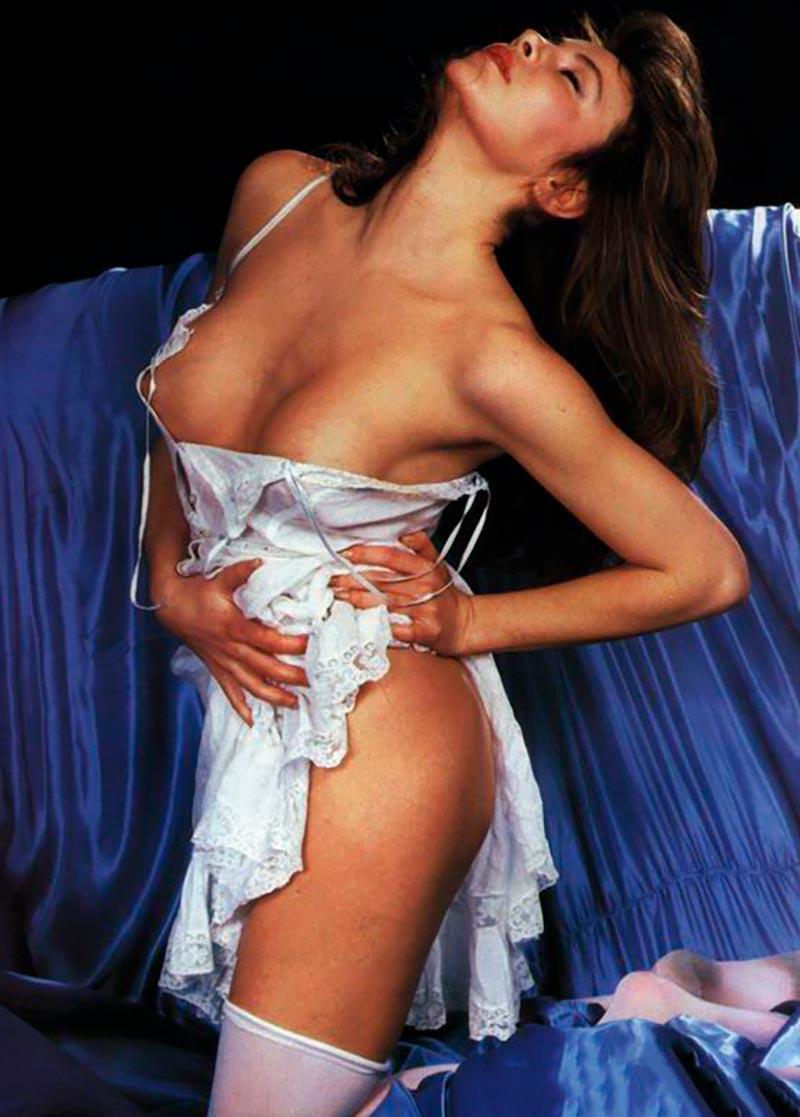 Ana Obregón Desnuda Posado Erótico Playboy 10