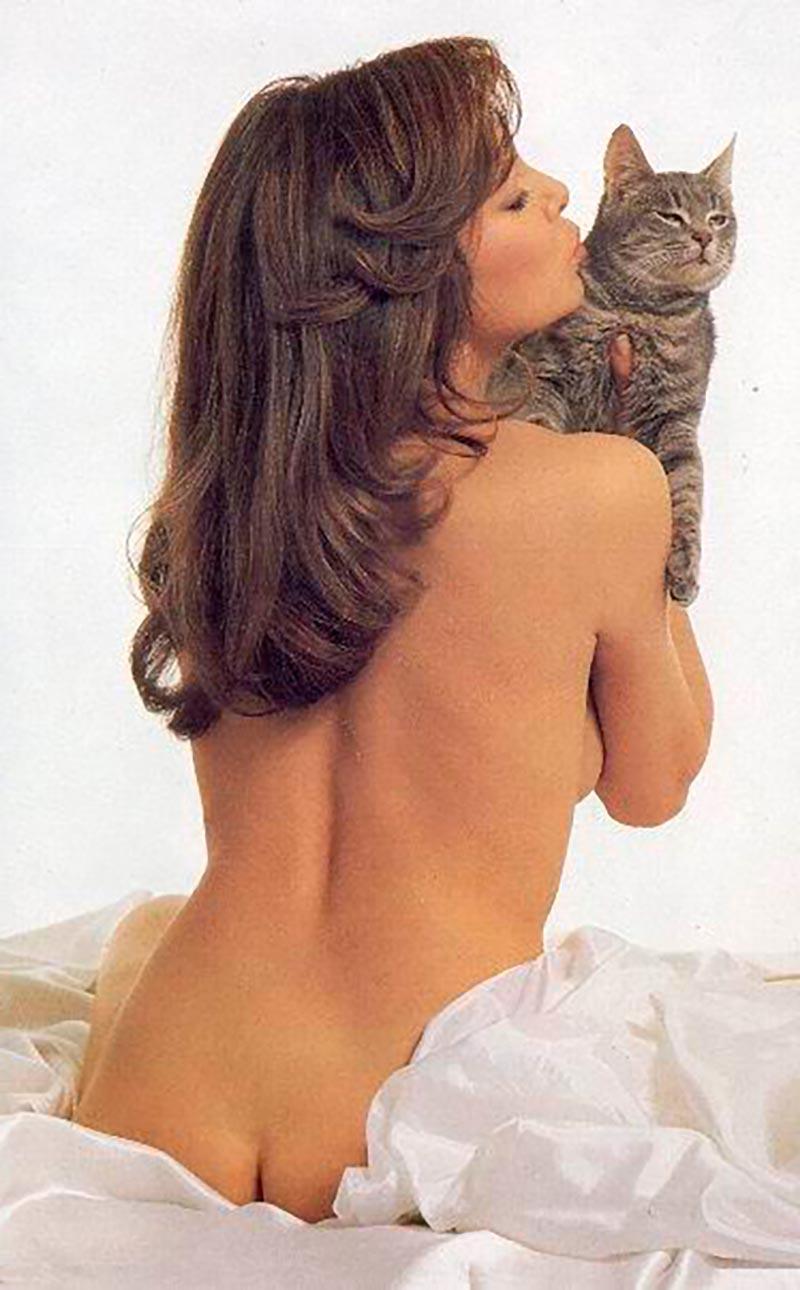 Ana Obregón Desnuda Posado Erótico Playboy 2