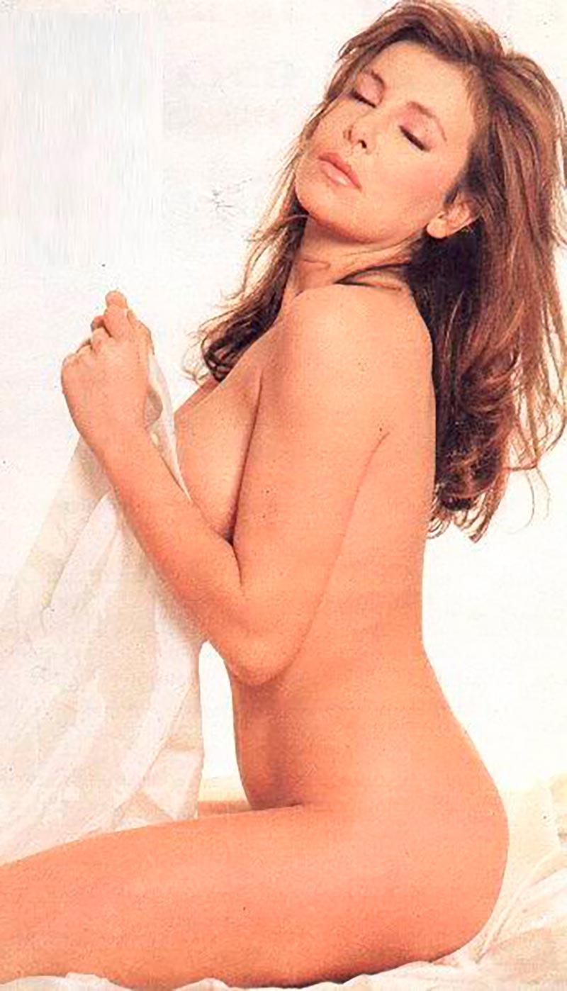 Ana Obregón Desnuda Posado Erótico Playboy 6