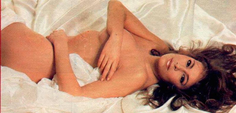 Ana Obregón Desnuda Posado Erótico Playboy 7