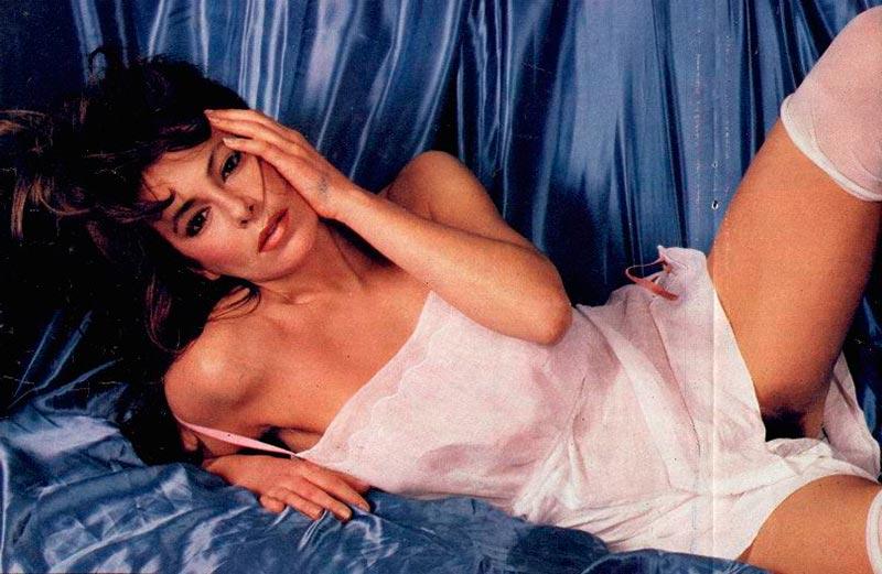 Ana Obregón Desnuda Posado Erótico Playboy 8